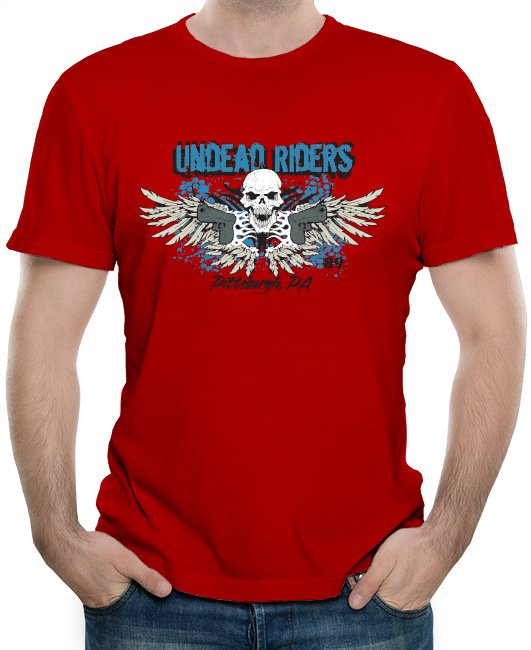 Undead riders