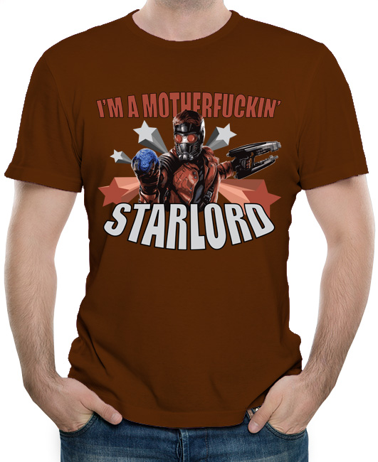 Motherf*ckin Starlord